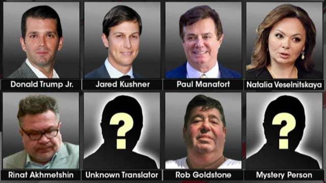 Eric Shawn reports: Spy caper or lobbying effort?