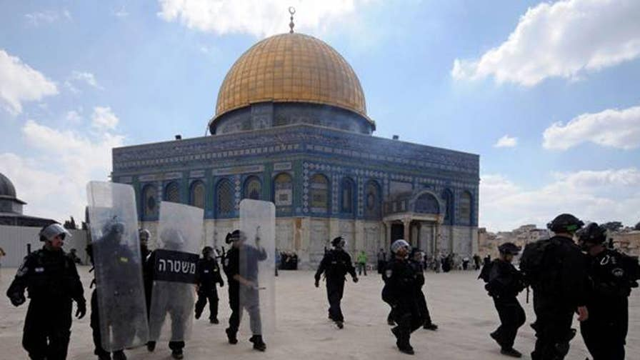 Temple Mount opens with new security measures in place