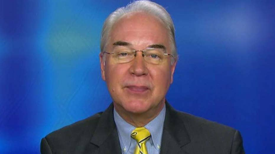 Sec. Price: Goal is to make health care accessible to all