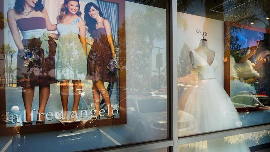 Bridal store closure causes strife for local brides
