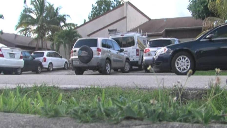 Florida police find 1-year-old boy left inside hot car