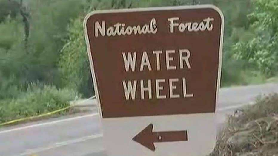 Official describes rescue efforts after Arizona flash flood