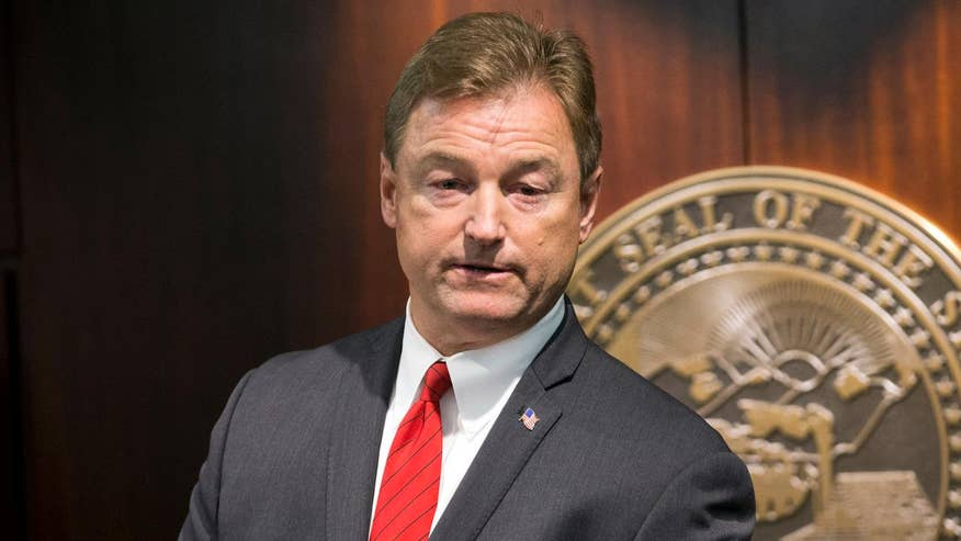 Police find threatening note after break-in to Nevada Senator's Vegas office