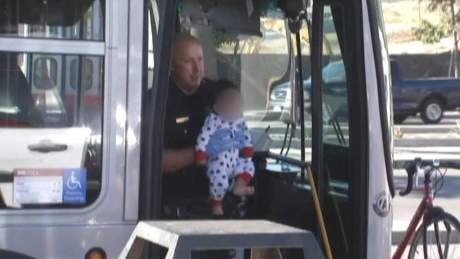San Francisco kidnapping suspect: I don't kidnap babies
