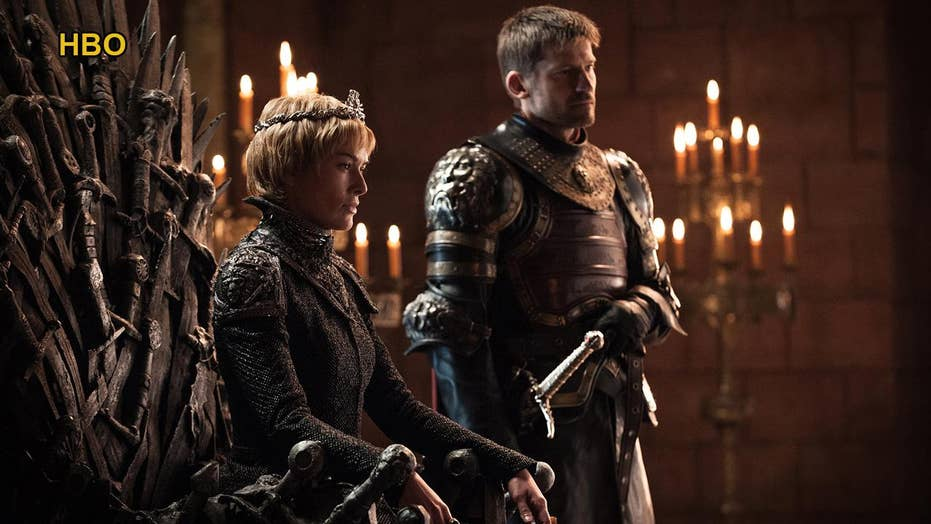 'Game of Thrones' crashes HBO Go servers
