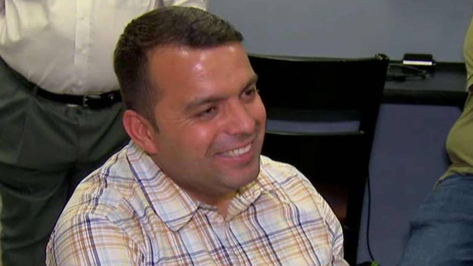 Afghan interpreter embarks on a new life in the US