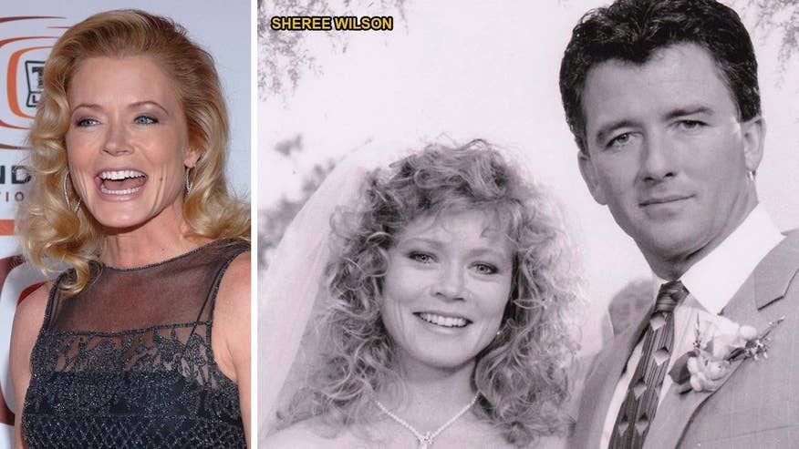 Fox411: Sheree J. Wilson recalls working with 'prankster' Larry Hagman, and says her biggest regret is asking to be killed off the show