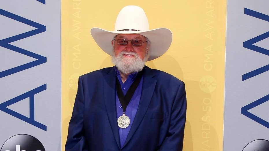 Charlie Daniels: I live in the 'greatest country on Earth'