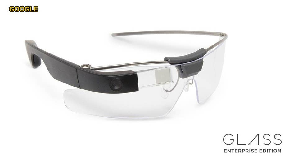 Google Glass makes comeback with Enterprise Edition