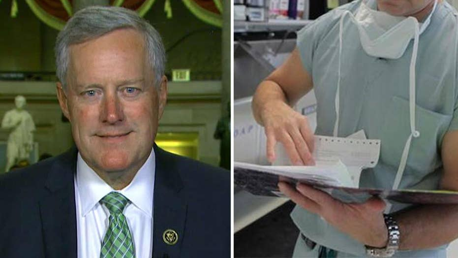 Rep. Mark Meadows on what lies ahead for health care reform