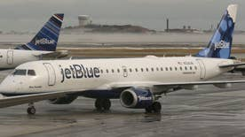 Raw video: Tamir and Mandy Raanan film confrontation with JetBlue manager as jet waited to depart Fort Lauderdale for New York