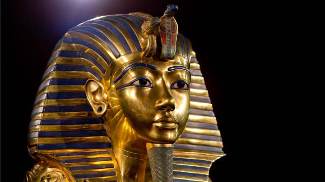 king tut s wife found archaeologists big discovery. Black Bedroom Furniture Sets. Home Design Ideas