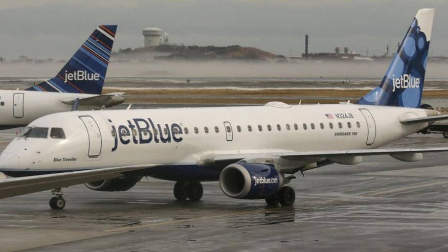 Family of five kicked off JetBlue flight after confrontation with airline manager