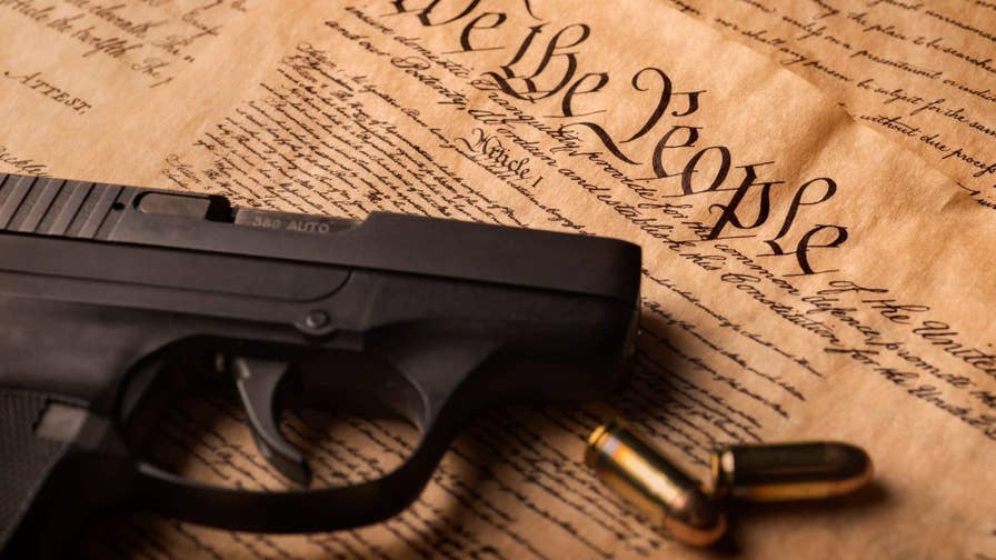 Todd Starnes: The Second Amendment Foundation is suing the head of the Michigan Department of Health and Human Services over alleged violations of the gun rights for would-be foster parents
