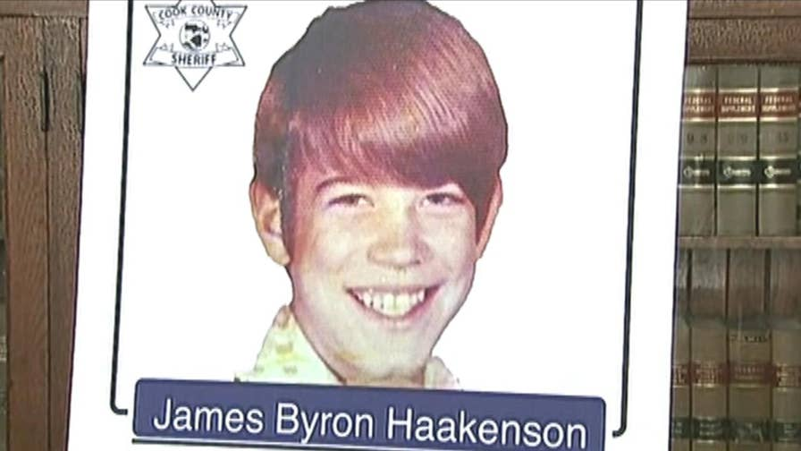 James 'Jimmie' Byron Haakenson was reported missing in 1976