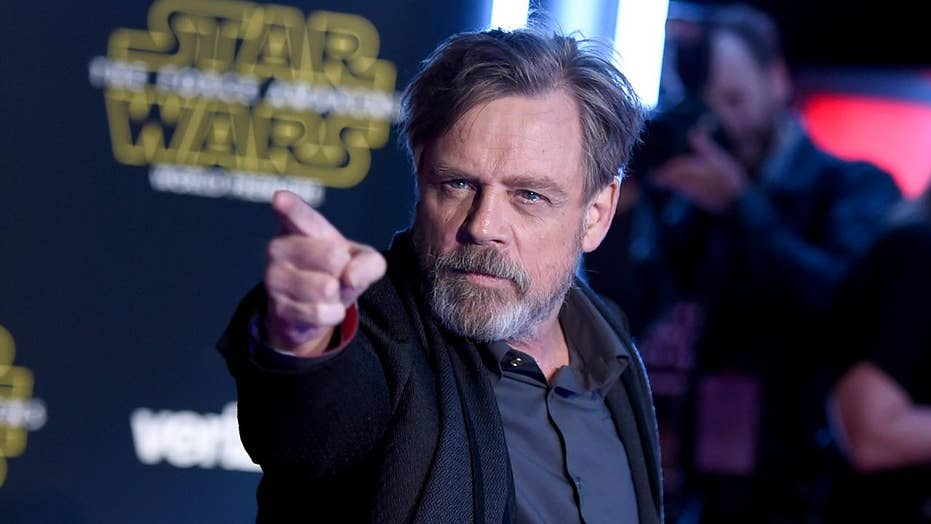 Mark Hamill says he was shocked by 'The Last Jedi'
