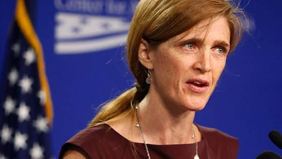 Samantha Power to testify before House panel on Russia probe