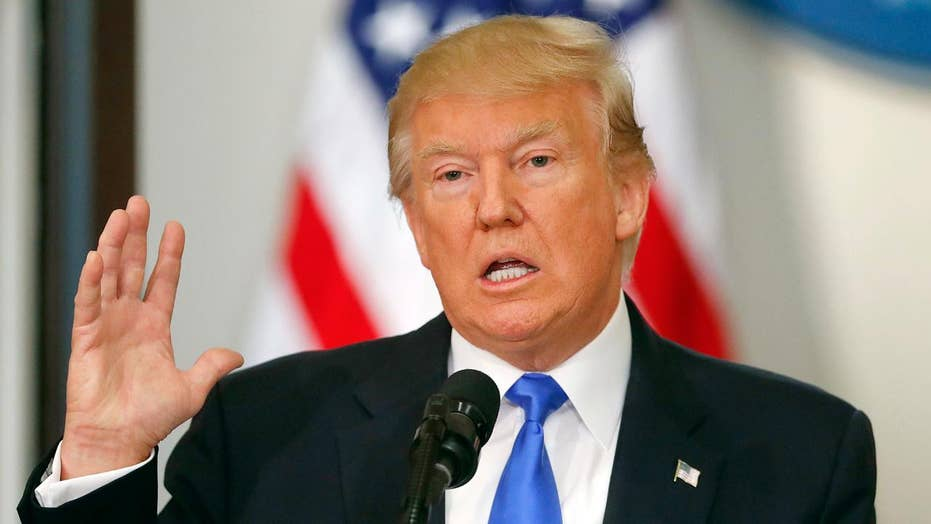 Trump: Voter fraud, suppression must be stopped