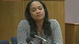 O.J. Simpson's daughter makes emotional statement at father's parole board hearing