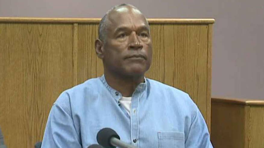 Simpson testifies at parole board hearing, says he has never been accused of pulling a gun on anyone in his life