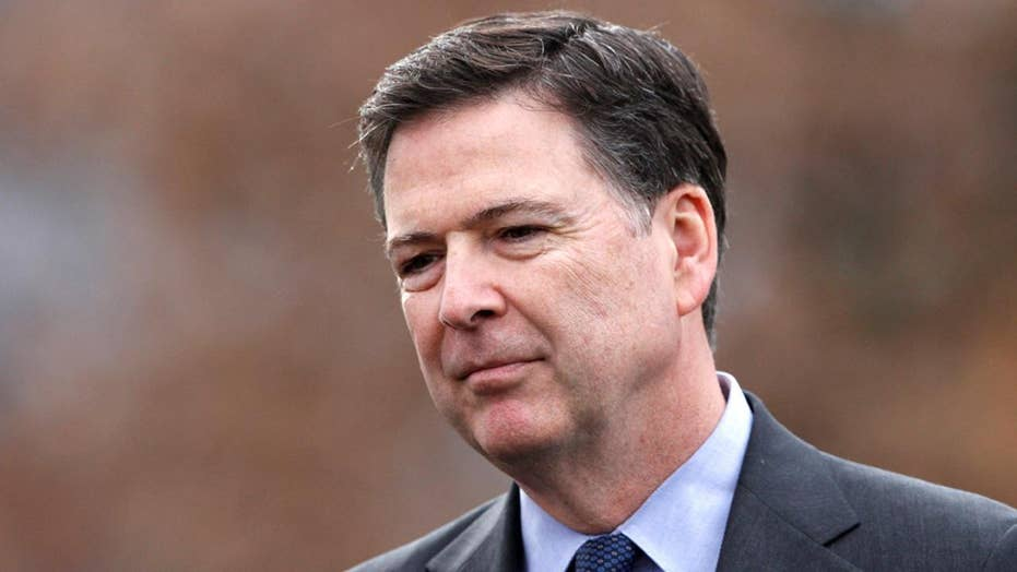 Is James Comey in legal jeopardy over leaks?