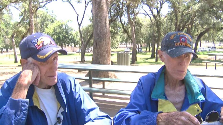 Family, friends work to help homeless 84-year-old twins