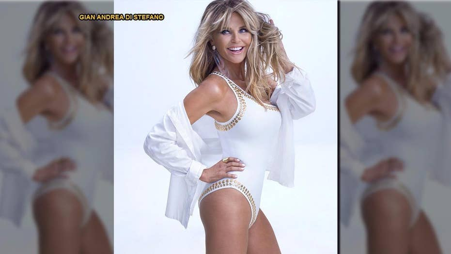 Christie Brinkley, 63, proves she's still got it