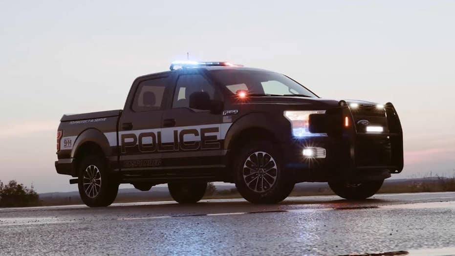 The Ford F 150 Police Responder Is Ready To Hit Beat