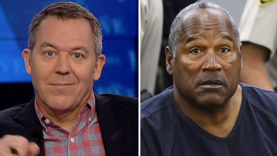Gutfeld on OJ's parole