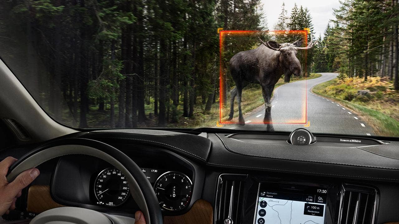 Safety First!  Volvo's Intelligent Drive and Sensing Technologies Work to Mitigate Accidents