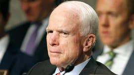 Sen. John McCain, R-Ariz., in an interview that aired Sunday said he is more energetic than ever while he undergoes treatment for an aggressive cancer.