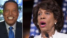 Rep. Maxine Waters for president in 2020? Newly-minted Dem favorite raises eyebrows with scheduled New Hampshire trip. But radio host Larry Elder says 'Kerosene Maxine' is bad for America