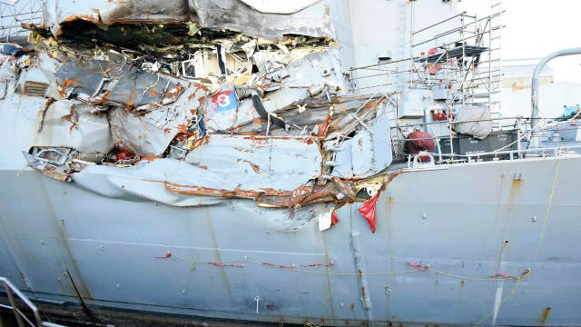 Source: USS Fitzgerald crew made mistakes leading to crash