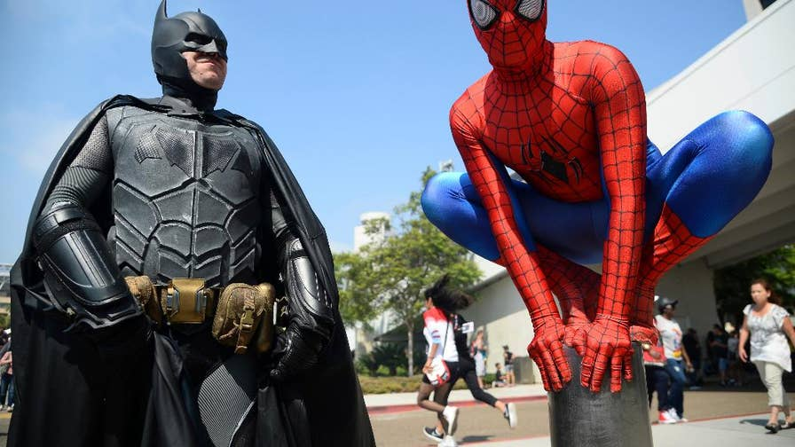 Comic-Con International: San Diego 2017 is underway! Go behind the scenes of the annual three-day event and learn what the global phenomenon is all about