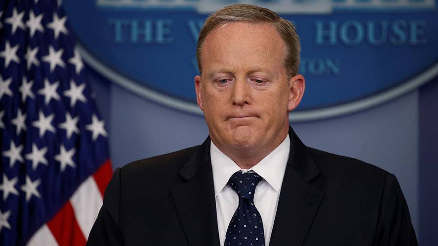In the wake of the resignation of Sean Spicer as White House Press Secretary, we remember some of the most memorable Spicer moments inside the briefing room