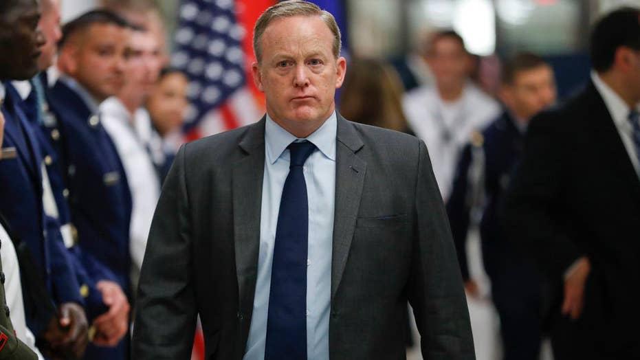 Spicer's resignation sparks reaction over SNL's 'Spicey'