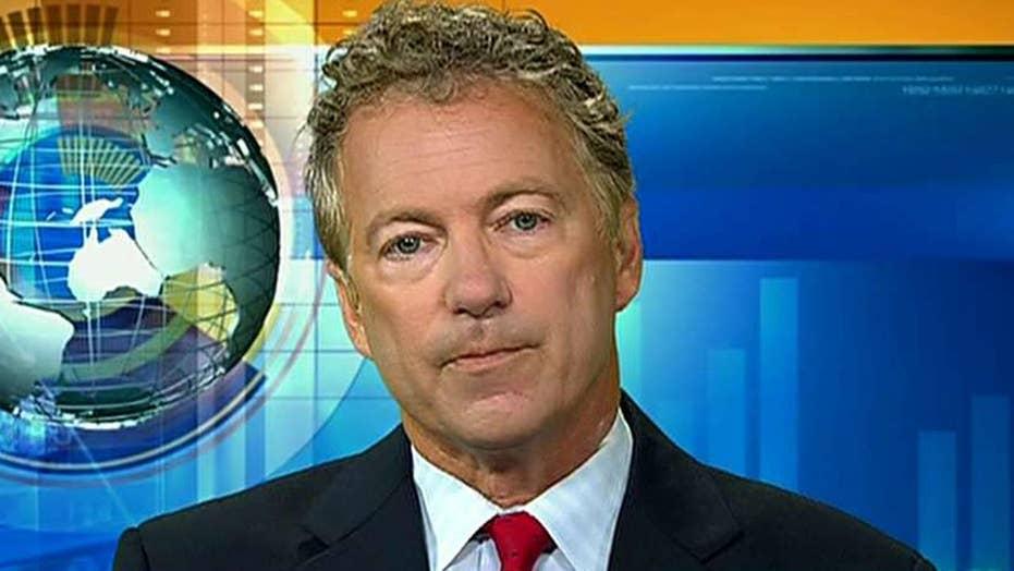 Sen. Rand Paul talks bringing down the price of health care