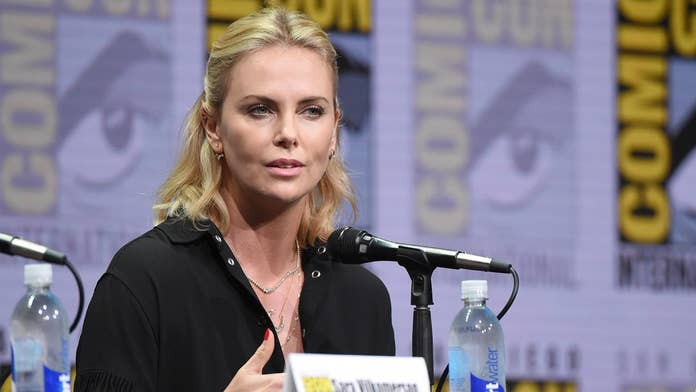 Charlize Theron reveals her daughter, 7, is transgender