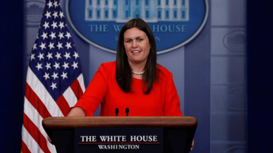 "Sarah Huckabee Sanders's appearance and demeanor is being ridiculed by some members of the media including a Daily Beast writer who called the new White House press secretary a ""butch queen."" Is there a double standard when it comes to treatment of conservative women? Todd Starnes weighs in"