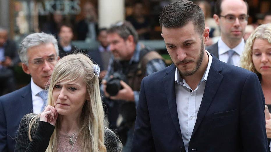 Charlie Gard's father: So sorry we couldn't save you