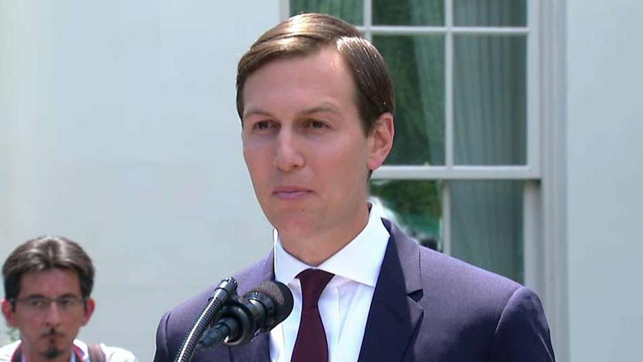 Jared Kushner: I did not collude with Russia