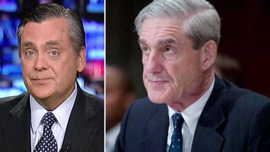 Jonathan Turley: Mueller's appointment was a mistake
