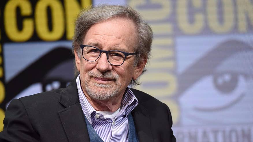 Fox411: Stephen Spielberg's 'Ready Player One' made its debut at the 2017 San Diego Comic-Con, but the 1980s obsessed teaser is causing a stir with concerns it will rely too heavily on other creative people's works