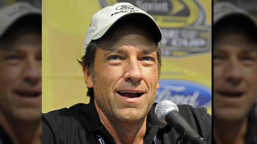 Fox411: Former 'Dirty Jobs' host Mike Rowe needs help from fans to find people who help their communities and in return do 'something decent for them'