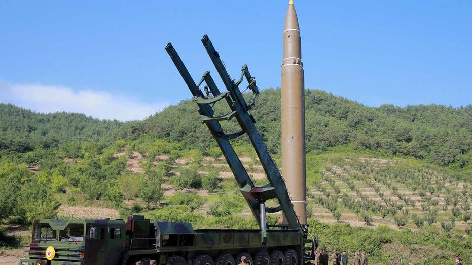 US sees signs of NKorea preparing another missile test