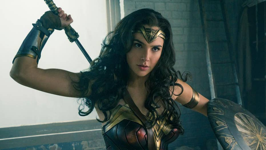 'Wonder Woman' lassoes another milestone