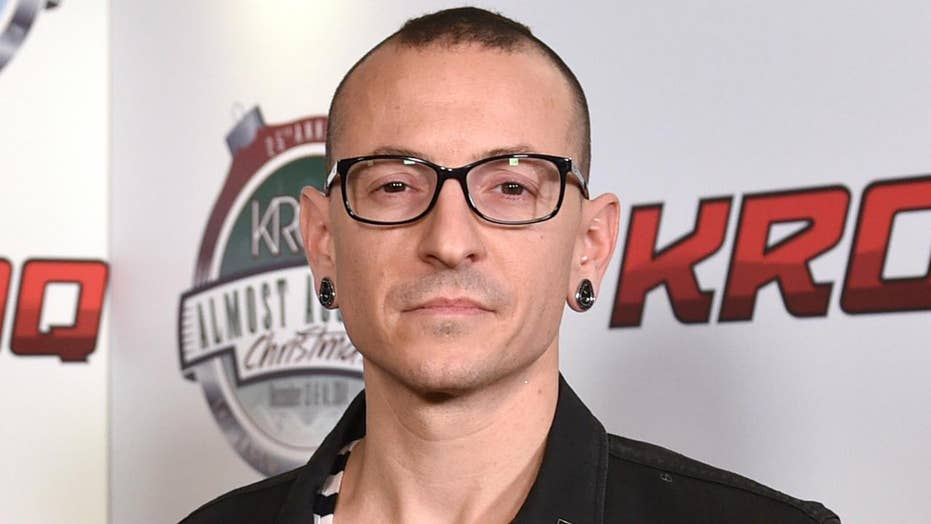 Chester Bennington death: 911 call audio released after housekeeper