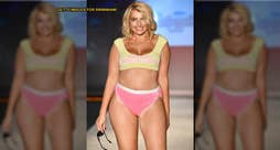 Sports Illustrated Swimsuit capped off Miami Swim Week with the debut of body-inclusive swim and active wear, shown on a stunning cast of curvy, real-women models