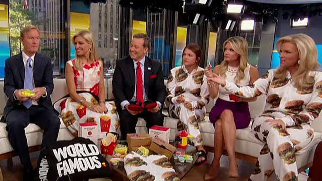 After the Show Show: McDonald's McDelivery