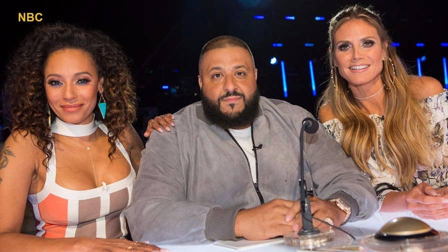 Fox411: With the competition heating up, recording artist DJ Khaled was brought in to help identify the real talent of the evening